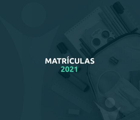 Prepare-se para realizar as matrículas 2021 com praticidade e agilidade!
